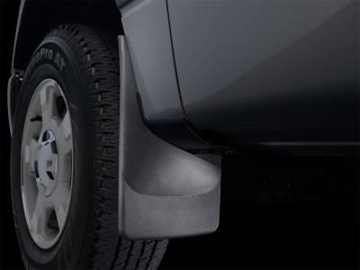 WeatherTech - 11-13 Ford F250/F350/F450/F550 - WeatherTech No Drill Mud Flaps