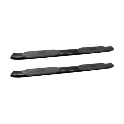 Westin - ProTraxx 5 in. Oval Step Bar Cab Length | Westin (21-51335)