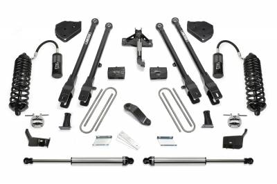 "Fabtech - 6"" 4.0"" Body Coil-Over 4 Link Lift System 