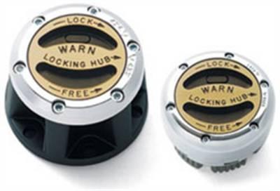 Warn - Premium Manual Hub Kit | Warn (20990)