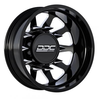 DDC Wheels_Dually Truck Wheels_Diesel Pros_02BM-165-08-12