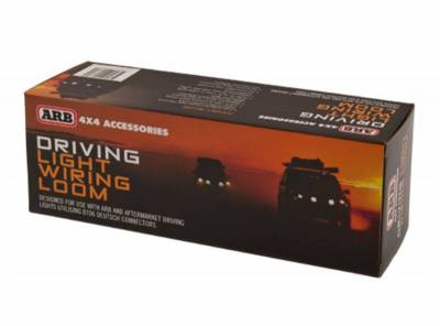 ARB 4x4 Accessories - Intensity Driving LED Wiring Loom | ARB 4x4 Accessories (3500520)