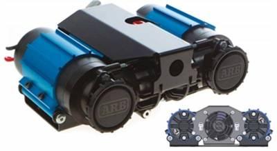 ARB 4x4 Accessories - Twin Air Compressor Kit | ARB 4x4 Accessories (CKMTA12)