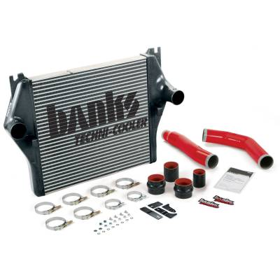 Banks Power - Intercooler System W/Boost Tubes 09 Dodge 6.7L Banks Power 25985