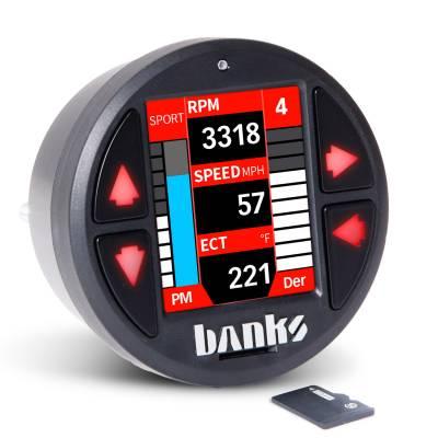 Banks Power - PedalMonster Kit With iDash 1.8 DataMonster | Banks Power 64313