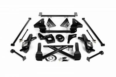 Cognito Motorsports - Cognito 10-12 Inch Front Suspension Lift Kit For 07-10 Silverado/Sierra 2500HD/3500HD