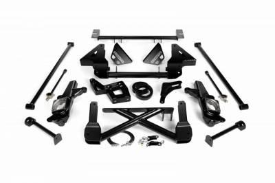 Cognito Motorsports - Cognito 10-12 Inch Front Suspension Lift Kit For 07-10 Silverado/Sierra 2500HD/3500HD