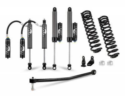 Cognito Motorsports - Cognito 2-Inch Elite Leveling Kit With Fox FSRR 2.5 For 17-19 Ford F250/F350 4WD Trucks