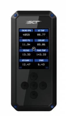 SCT BDX Performance Programmer Monitoring Data Logging Diagnostics 40490