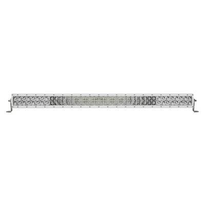 Rigid Industries - 40 Inch Spot/Flood Combo Light White Housing E-Series Pro RIGID Industries
