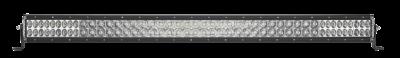 Rigid Industries - 40 Inch Spot/Driving Combo Light Black Housing E-Series Pro RIGID Industries