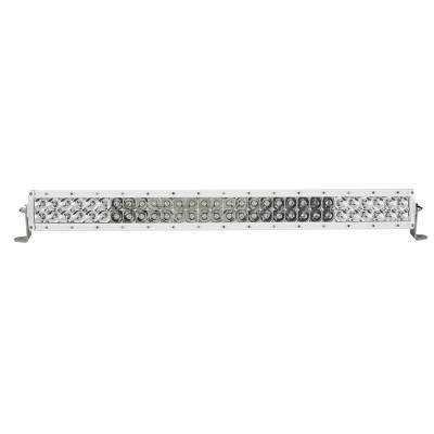 Rigid Industries - 30 Inch Spot/Flood Combo Light White Housing E-Series Pro RIGID Industries