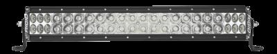 Rigid Industries - 20 Inch Spot/Driving Combo Light Black Housing E-Series Pro RIGID Industries