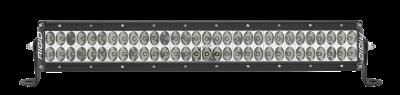 Rigid Industries - 20 Inch Driving Light Black Housing E-Series Pro RIGID Industries