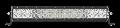 Rigid Industries - 20 Inch Spot/Flood Combo Light Black Housing E-Series Pro RIGID Industries