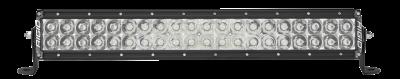 Rigid Industries - 20 Inch Spot/Hyperspot Combo Light Black Housing E-Series Pro RIGID Industries