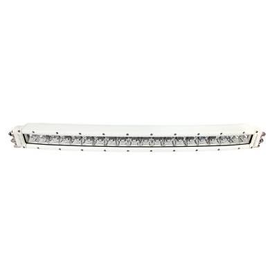 Rigid Industries - 20 Inch LED Light Bar Single Row Curved White Spot RDS SR-Series RIGID Industries
