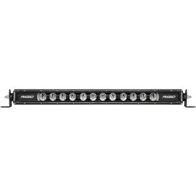 Rigid Industries - Radiance Plus SR-Series LED Light 8 Option RGBW Backlight 20 Inch RIGID