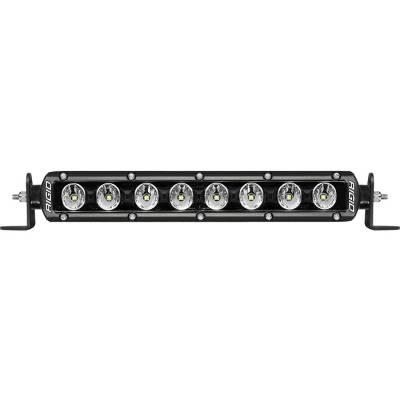 Rigid Industries - Radiance Plus SR-Series LED Light 8 Option RGBW Backlight 10 Inch RIGID