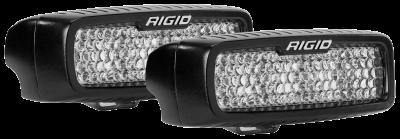 Rigid Industries - Flood Diffused Backup Surface Mount Kit SR-Q Pro RIGID Industries