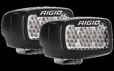 Rigid Industries - Flood/Diffused Backup Surface Mount Kit SR-M Pro RIGID Industries