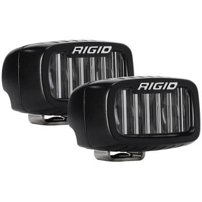 Rigid Industries - SAE Fog Light Pair SR-M Pro RIGID Industries