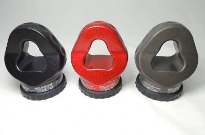 Factory 55 - ProLink E Expert Shackle Mount Assembly Red Factor 55