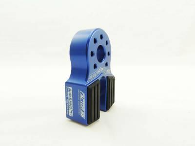 Factory 55 - FlatLink Winch Shackle Mount Assembly Blue Factor 55