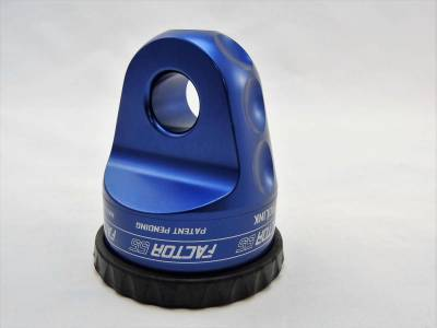 Factory 55 - ProLink Winch Shackle Mount Assembly Blue Factor 55