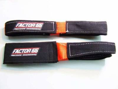 Factory 55 - Recovery Strap Shorty Strap II 3 Foot 2 Inch Factor 55