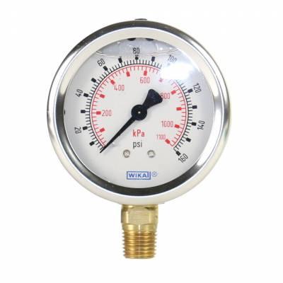 BD Diesel 1030050 Exhaust Back Pressure Gauge Kit