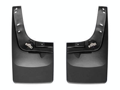 WeatherTech - MudFlap No-Drill DigitalFit | WeatherTech (110012)