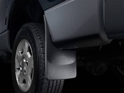 WeatherTech - 09-10 RAM 2500/3500  w/ Flares - WeaterTech No Drill Mud Flaps