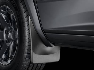 WeatherTech - MudFlap No-Drill DigitalFit | WeatherTech (110005)
