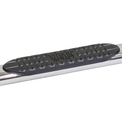 Westin - ProTraxx 5 in. Oval Step Bar Wheel-To-Wheel | Westin (21-534010) - Image 2