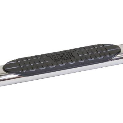Westin - ProTraxx 5 in. Oval Step Bar Wheel-To-Wheel | Westin (21-534600) - Image 2