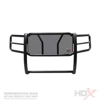 Westin - 08-10 SUPER DUTY HD F250/350/450/550 Westin Black HDX Heavy Duty Grille Guard