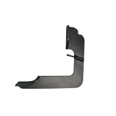 Westin - ProTraxx 5 in. Oval Step Bar Cab Length | Westin (21-53700) - Image 4