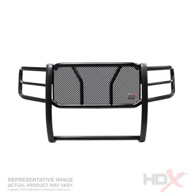 Westin - 17-C Ford Super Duty Westin HDX Black Heavy Duty Grille Guard NO CAMERA