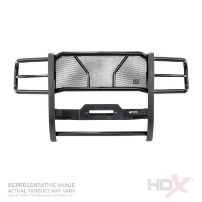 Westin - HDX Winch Mount Grille Guard | Westin (57-93785)