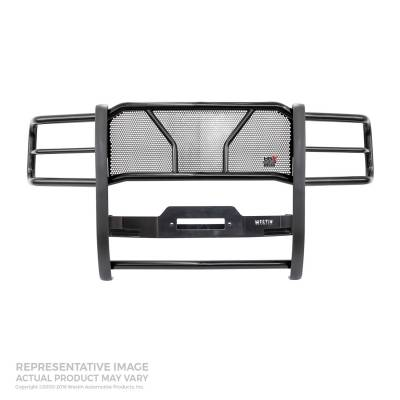 Westin - HDX Winch Mount Grille Guard | Westin (57-93905)