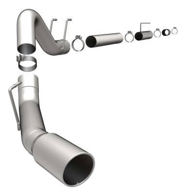 Exhaust - Exhaust System Kit - Magnaflow Performance Exhaust - Pro Series Performance Diesel Exhaust System | Magnaflow Performance Exhaust (17983)
