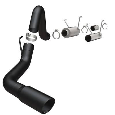 Magnaflow Performance Exhaust - Black Series Filter-Back Performance Exhaust System | Magnaflow Performance Exhaust (17000)