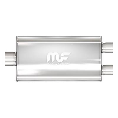 Magnaflow Performance Exhaust - Stainless Steel Muffler | Magnaflow Performance Exhaust (12588)
