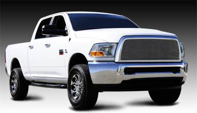 T-Rex Grilles - 10-12 RAM 2500/3500  T-Rex Billet Series Grille -  - CUSTOM 1 PC FULL OPENING
