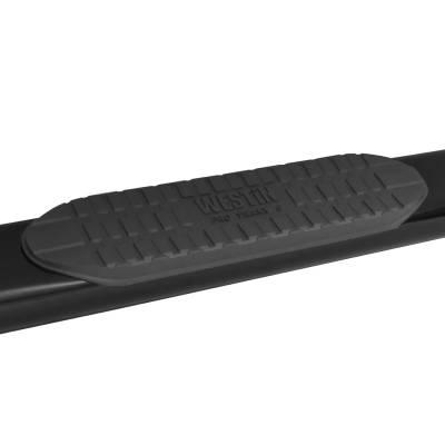 Westin - ProTraxx 6 in. Oval Step Bar Cab Length   Westin (21-61335) - Image 2