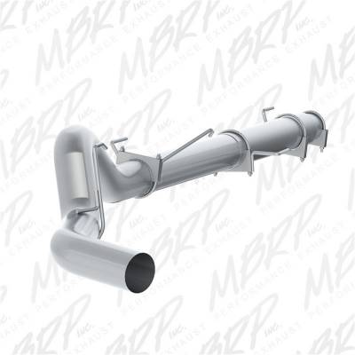 Exhaust - Exhaust System Kit - MBRP Exhaust - PLM Series Cat Back Exhaust System | MBRP Exhaust (S61180PLM)