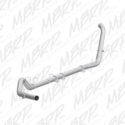 Exhaust - Exhaust System Kit - MBRP Exhaust - PLM Series Turbo Back Exhaust System | MBRP Exhaust (S6212PLM)