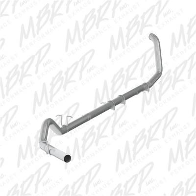 Exhaust - Exhaust System Kit - MBRP Exhaust - PLM Series Turbo Back Exhaust System | MBRP Exhaust (S6200PLM)