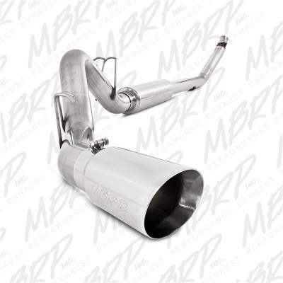 Exhaust - Exhaust System Kit - MBRP Exhaust - PRO Series Turbo Back Exhaust System | MBRP Exhaust (S6100304)